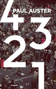 "Casa di Ringhiera - ""4321"" di Paul Auster"
