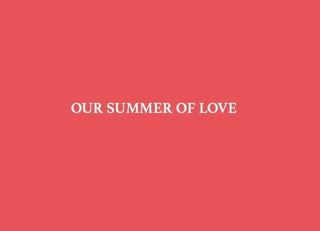 summer,casa di ringhiera,love