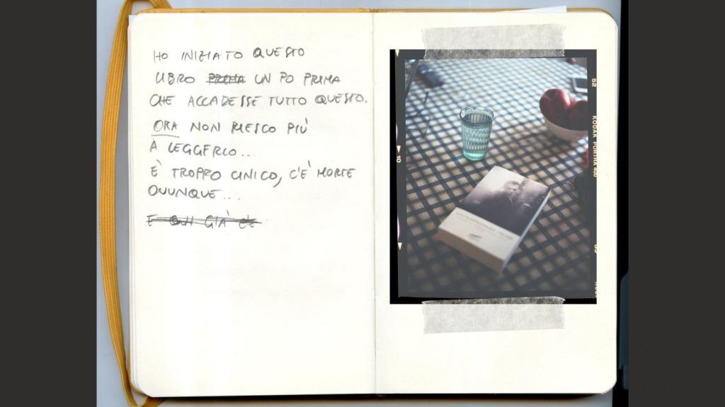 Distancing Diary - Valeria Dellisanti